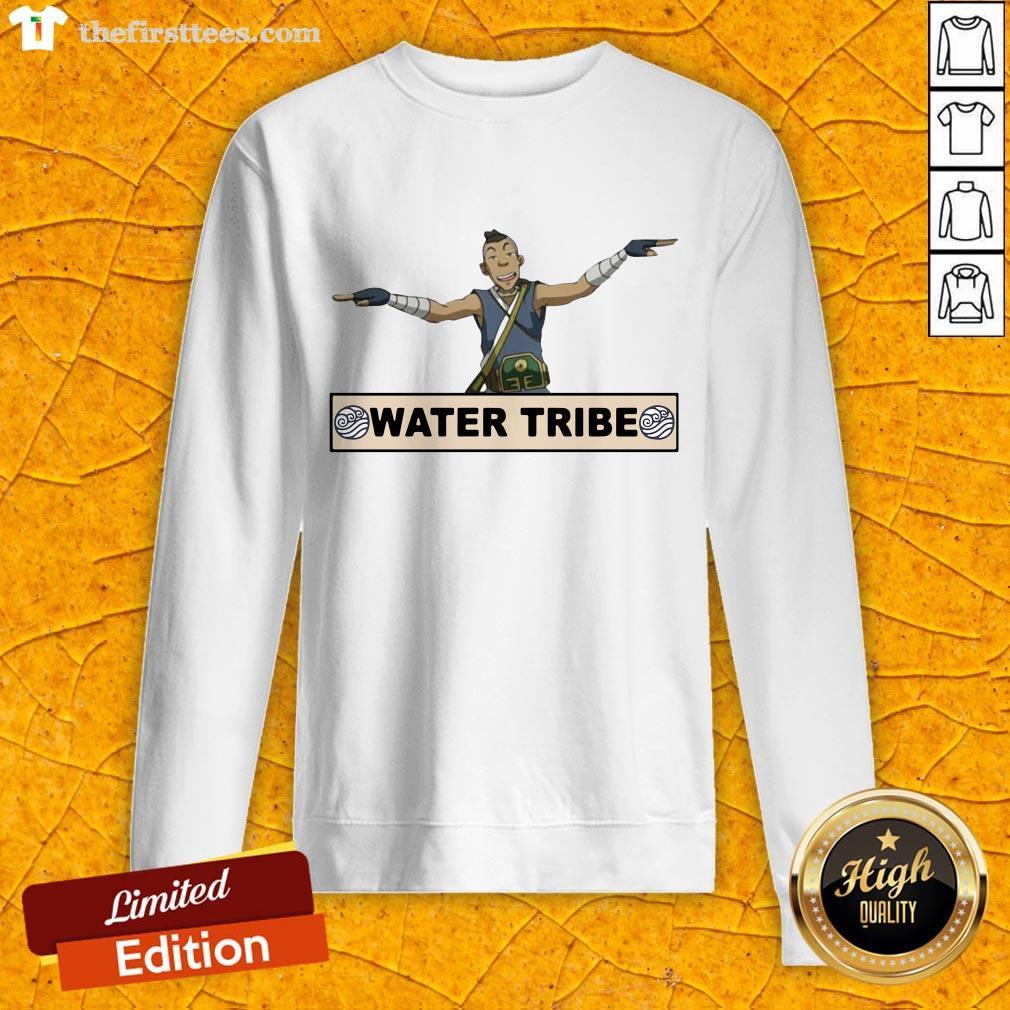 Funny Sokka Water Tribe Sweatshirt-Design By Wardtee.com