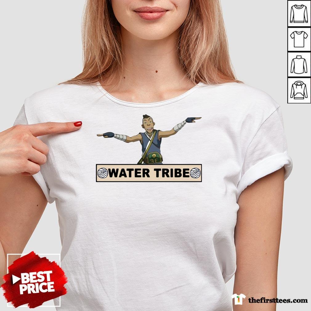 Funny Sokka Water Tribe V-neck-Design By Wardtee.com