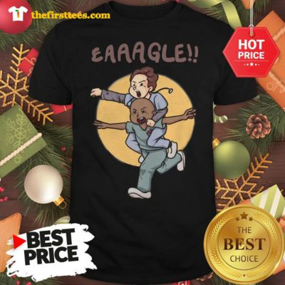 Official Eaaagle!! Shirt - Design by Thefristtees.com