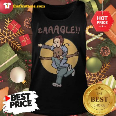 Official Eaaagle!! Tank Top - Design by Thefristtees.com