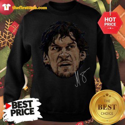 Official Kristaps Porzingis Bobi M8 Sweatshirt- Design by Thefristtees.com