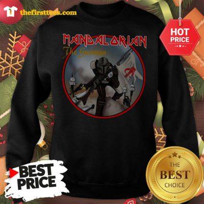 Official Mandalorian The Gunman Sweatshirt - Design by Thefristtees.com