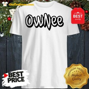 Official Ownee Shirt - Design by Thefristtees.com