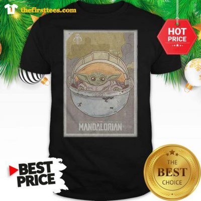 - Design by Thefristtees.comOfficial The Mandalorian Baby Yoda Star Wars Shirt