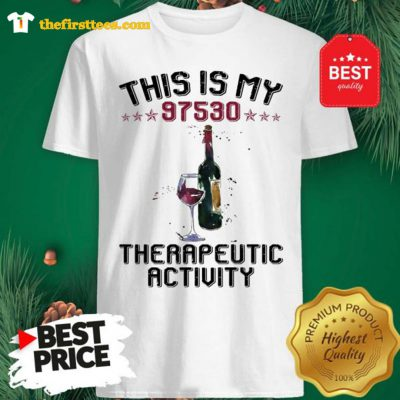 Official This Is My 97530 Therapeutic Activity Shirt - Design by Thefristtees.com