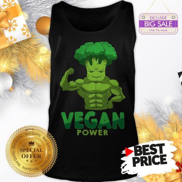 Beautiful Vegan Plant Power Tank Top