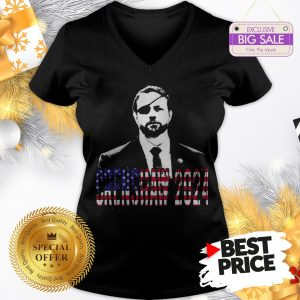 Dan Crenshaw 2024 President For Republicans And Texas People V-Neck