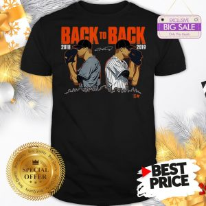 Hot Licensed Jacob DeGrom Back To Back New York Mets Signature Shirt