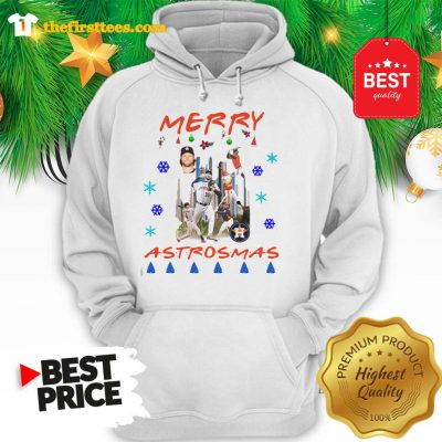 Official Houston Astros Merry Astrosmas Christmas A Funny Hoodie- Design by Thefristtees.com
