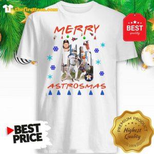 Official Houston Astros Merry Astrosmas Christmas A Funny Shirt- Design by Thefristtees.com