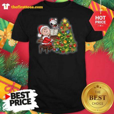 Santa Laugh Baby Boy Merry Christmas Shirt - Design by Thefristtees.com