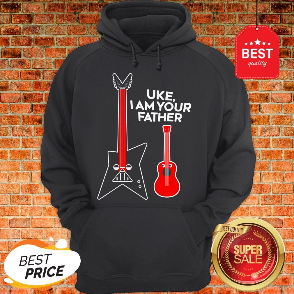 Hot Uke I Am Your Father Hoodie