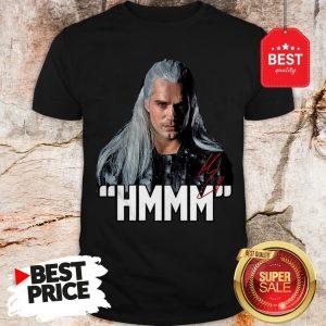 Official Hot Men The Witcher Hmmm Geralt Of Rivia Signature Shirt