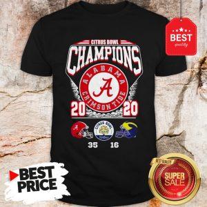 Sport Alabama Crimson Tide Citrus Bowl Champions 2020 ShirtSport Alabama Crimson Tide Citrus Bowl Champions 2020 Shirt