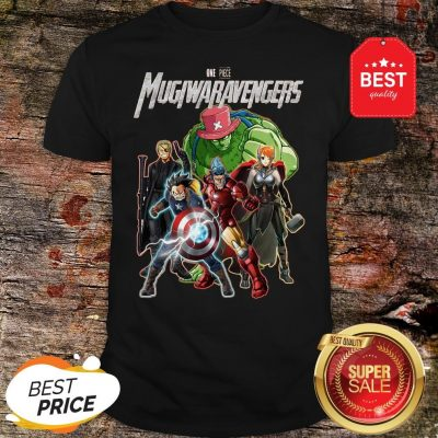 Official Marvel Avengers One Piece Mugiwaravengers Shirt