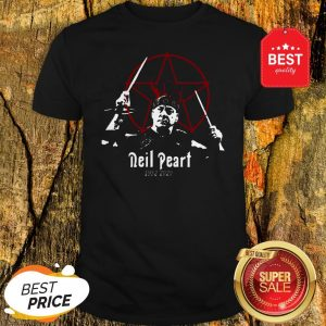 Official R.I.P Neil Peart 1952 2020 Signature Shirt