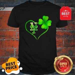 Official Love New York City St. Patrick's Day Shirt