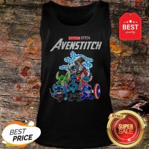 Official Marvel Avengers Stitch Avenstitch Tank Top