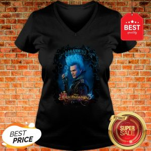 Official Disney Channel Descendants 3 Hades V-Neck