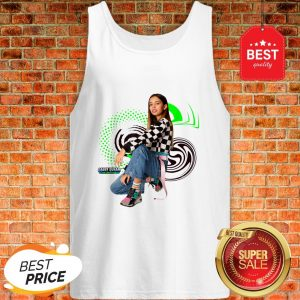 Official Disney Channel Gabby Duran And The Unsittables Swirls Tank Top