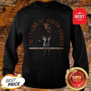 Official The Legend Of Aaron Gordon NBA Sweatshirt