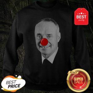 Official Rob Manfred Clown Sweatshirt