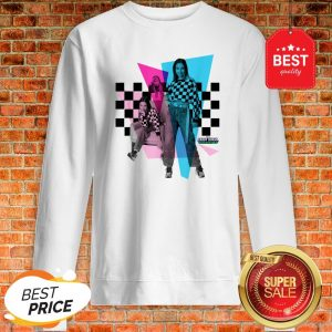 Official Disney Channel Gabby Duran And The Unsittables Trio Sweatshirt