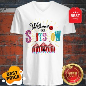 Official Welcome To The Shitshow V-Neck