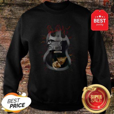Official Pascal Obispo Guitarist Signature Sweatshirt