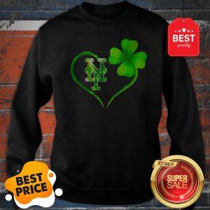 Official Love New York City St. Patrick's Day Sweatshirt