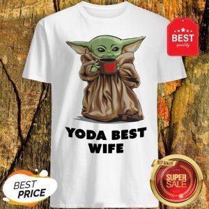 Official Baby Yoda Best Wife Shirt