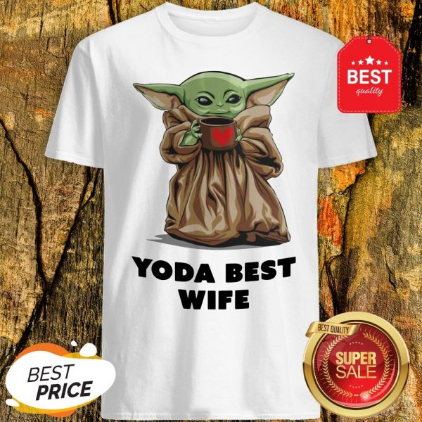 Official Baby Yoda Best Wife Shirt
