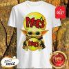 Star Wars Baby Yoda Hug Moe's Southwest Gril Shirt