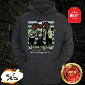 Official Yeezreel Yeezy 350 Everybody Eats B Hoodie