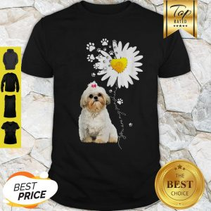 Official Shih-poo You Are My Sunshine Shirt
