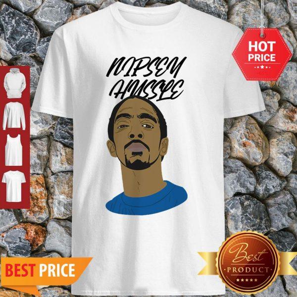 Rest In Paradise RIP Nipsey Hussle Crenshaw TMC Shirt