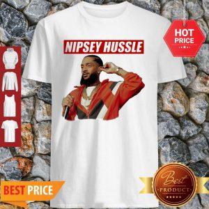 Rip Crenshaw Rest In Peace Rapper Nipsey Hussle 1985-2019 TMC Shirt