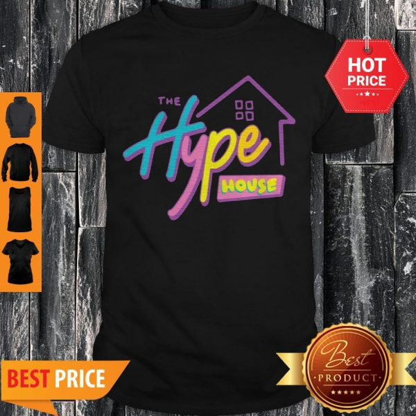 Official The Hype House Shirt