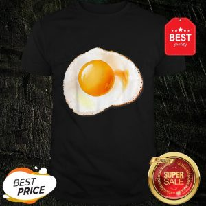 Premium Fried Eggs Breakfast Dishes Halloween Group Matching Costume Shirt