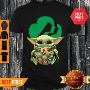 Official Baby Yoda Hug Girl Scout Star Wars Shirt