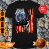 International Brotherhood Of Teamsters American Flag Shirt
