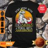 Official Jurasskicked Cici Saurus Dinosaur Mother Shirt