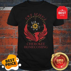 Official Selects Poindexter As 2020 Cherokee Phoenix Shirt