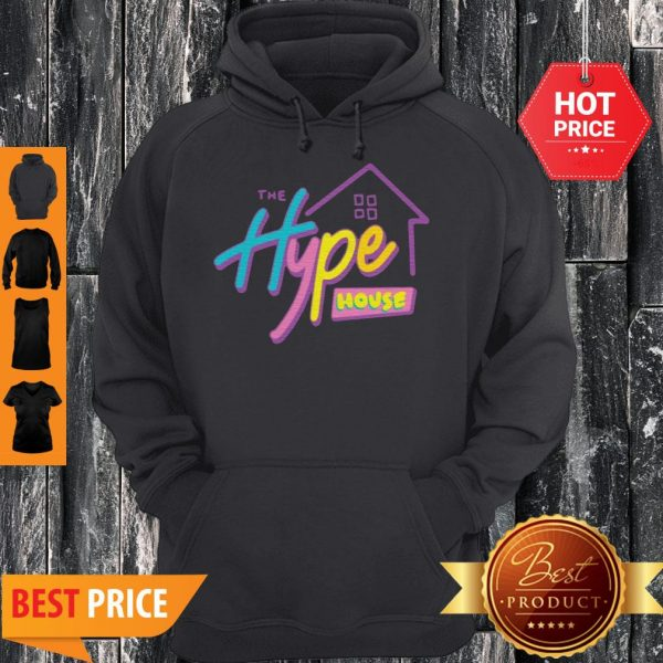 Official The Hype House Hoodie