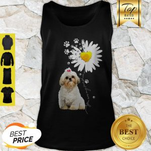 Official Shih-poo You Are My Sunshine Tank Top