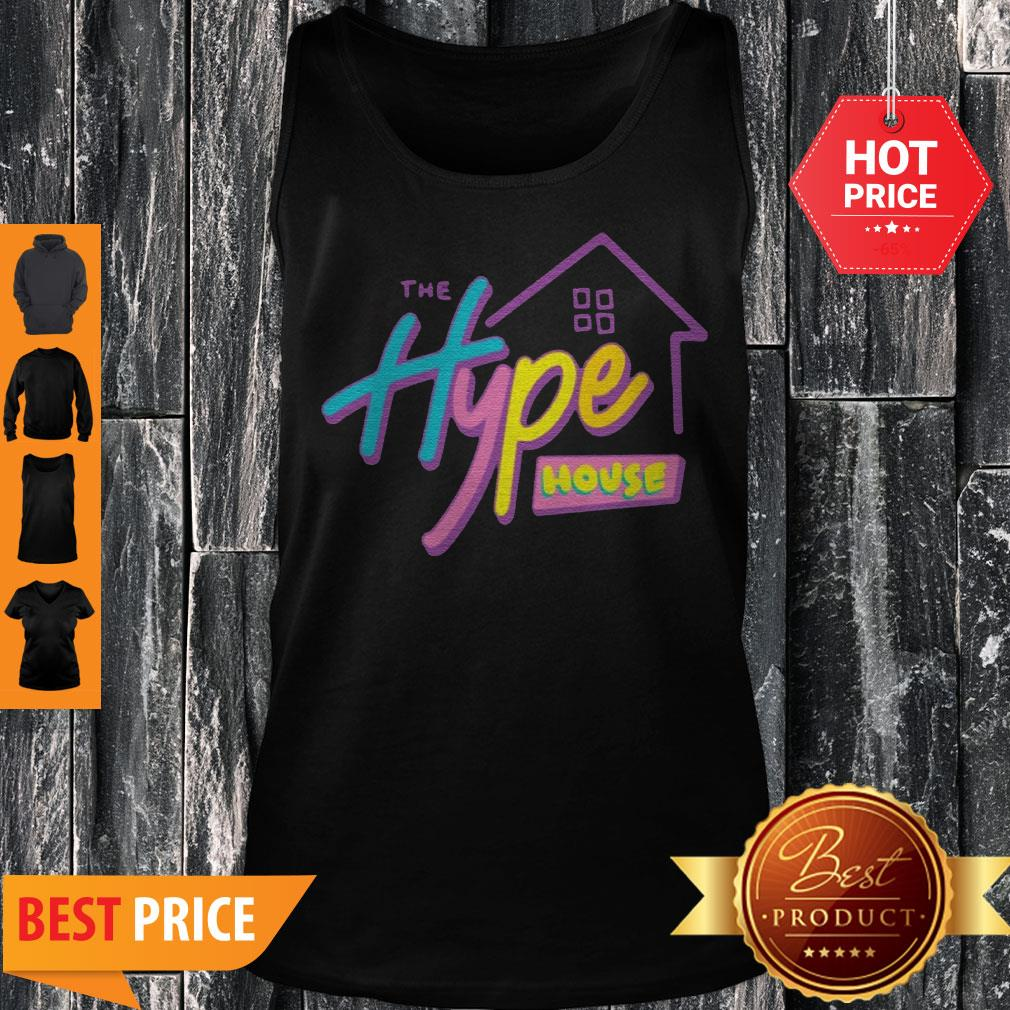 Official The Hype House Tank Top
