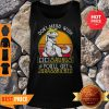 Official Jurasskicked Cici Saurus Dinosaur Mother Tank Top