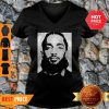 Rest In Peace Nipsey Hussle Crenshaw Poster V-Neck
