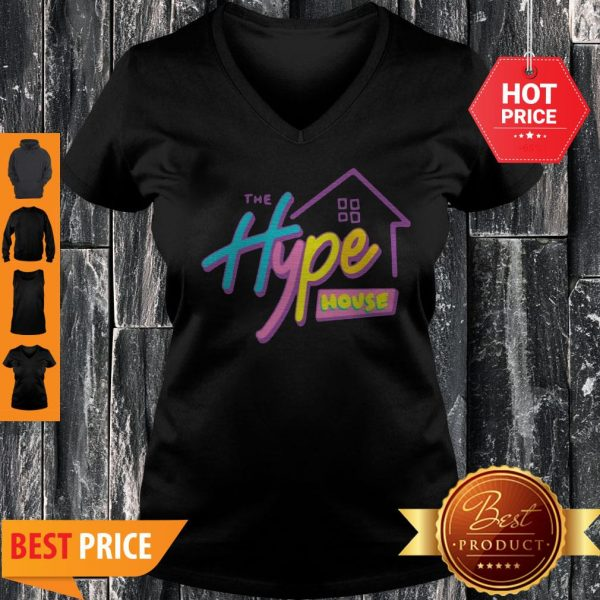 Official The Hype House V-Neck
