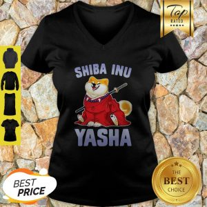 Official Shiba Inu Yasha V-Neck